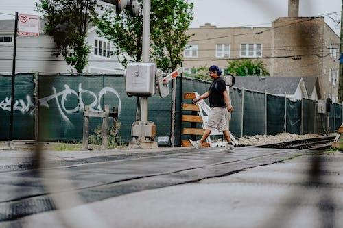 人, 喜怒無常, 城市, 塗鴉 的 免費圖庫相片