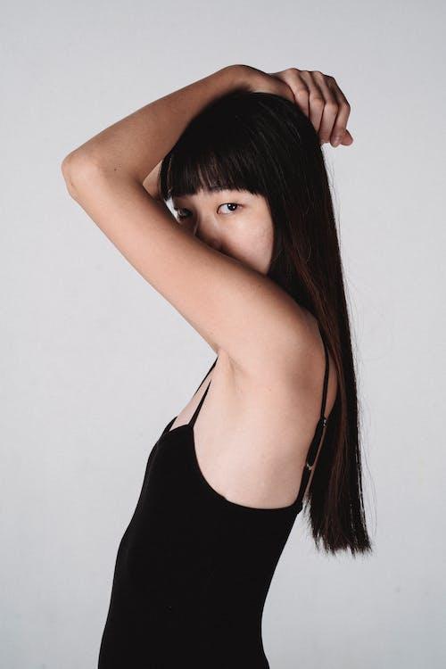 Gratis stockfoto met aanlokkelijk, aantrekkelijk, aantrekkelijk mooi, Aziatische vrouw
