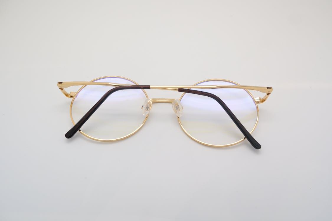 放大鏡, 眼鏡