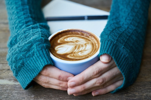 Free stock photo of hands, caffeine, coffee, cup