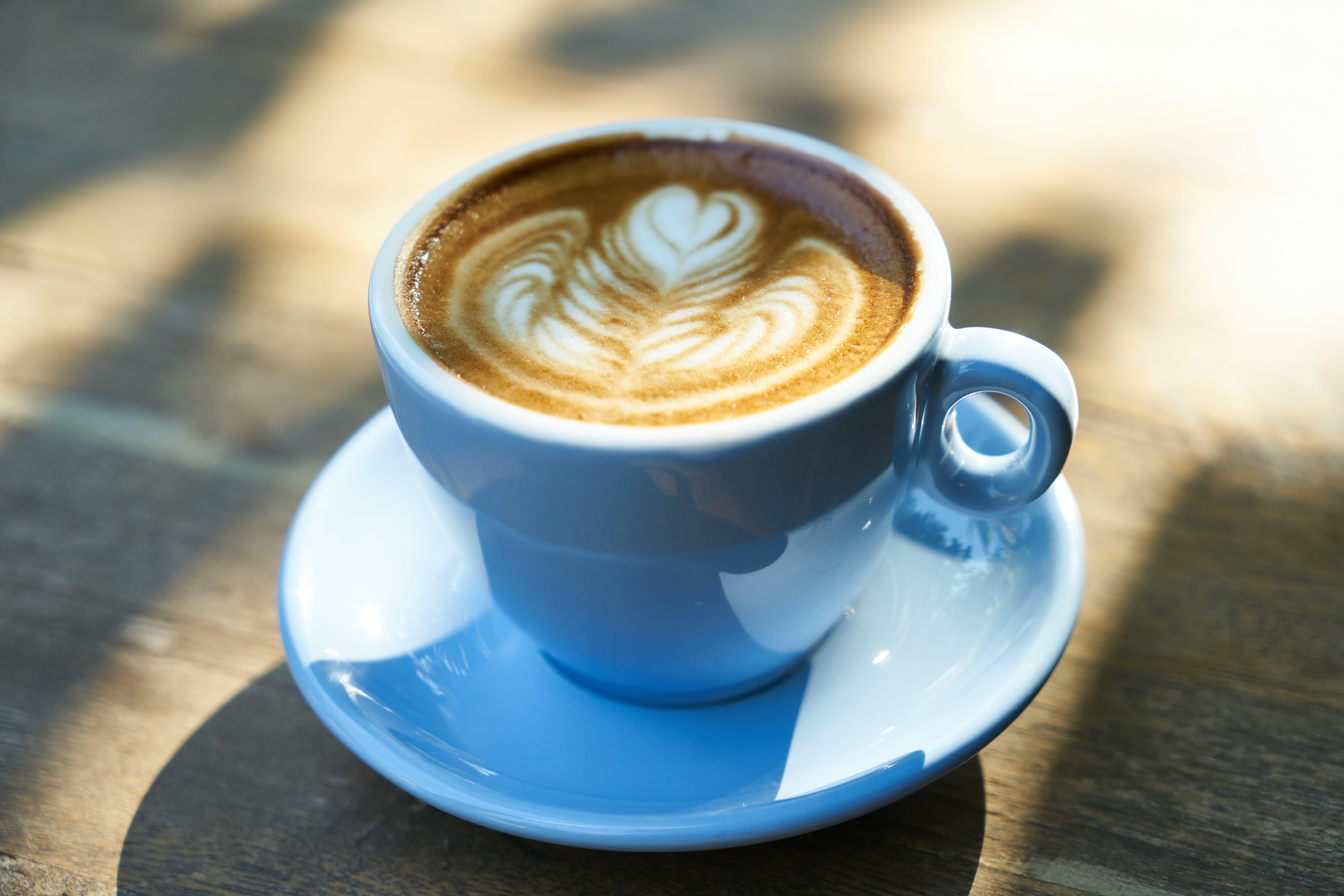 beverage, blue, breakfast
