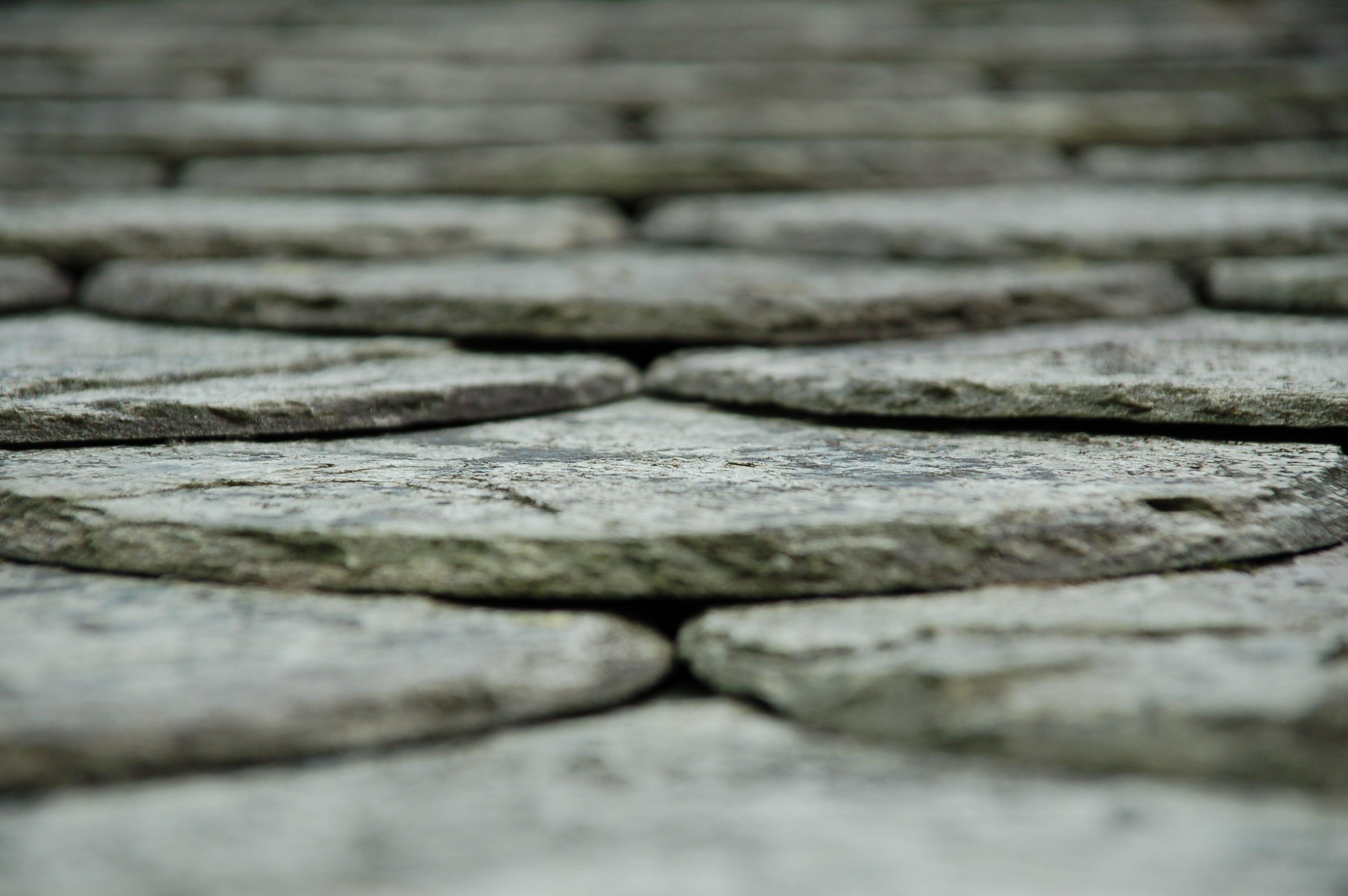 background, close-up, cobblestones