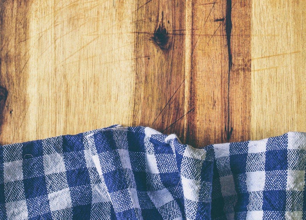 asciugamano, asse, in legno