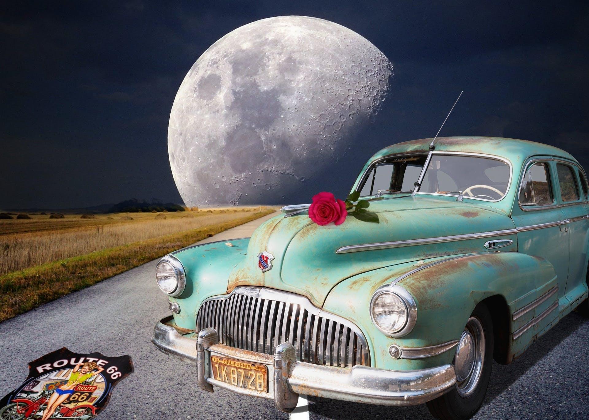 Free stock photo of landscape, night, romantic, twilight