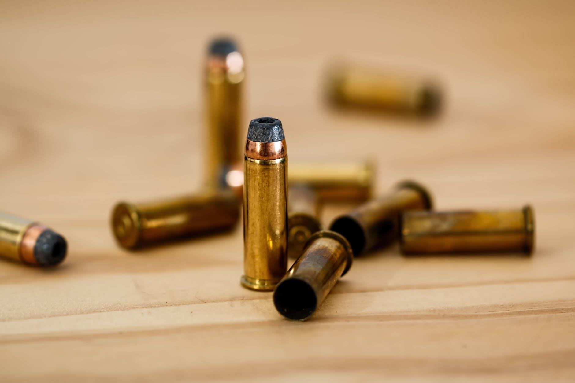 ammo  bullet