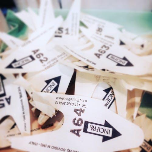Free stock photo of carta, cheque, coda