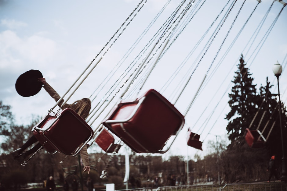 amusement park, attraction, fun