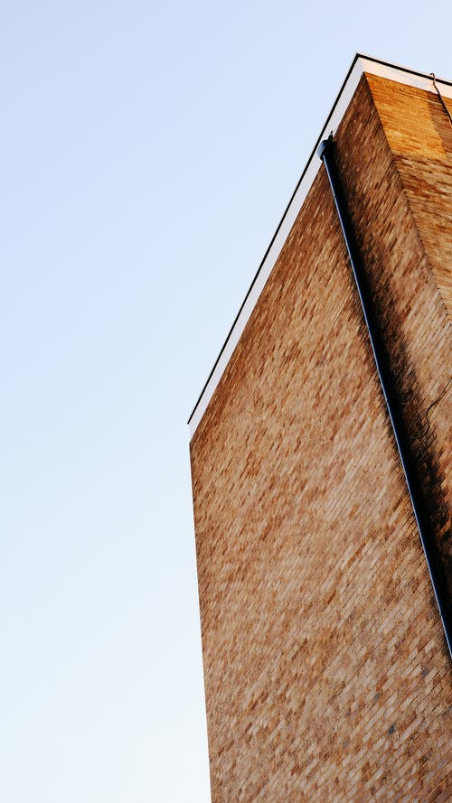Free stock photo of apartmant, blue sky, building