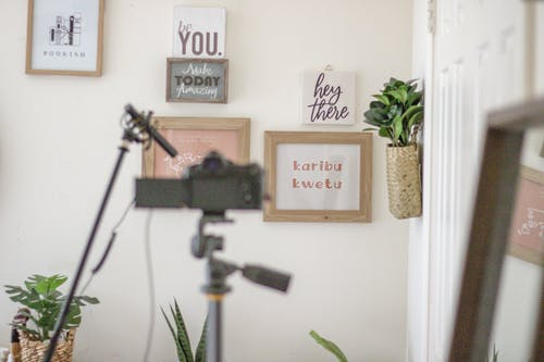 Free stock photo of camera, close-up, decor
