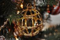 holiday, blur, tree