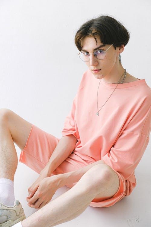 Gratis stockfoto met accessoire, adolescent, blauwig