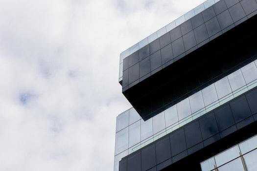 Free stock photo of city, sky, building, construction