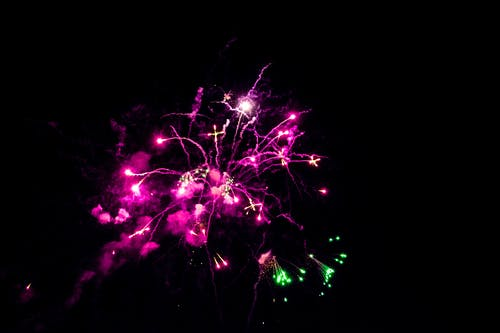 Free stock photo of 4th of july, at night, bright