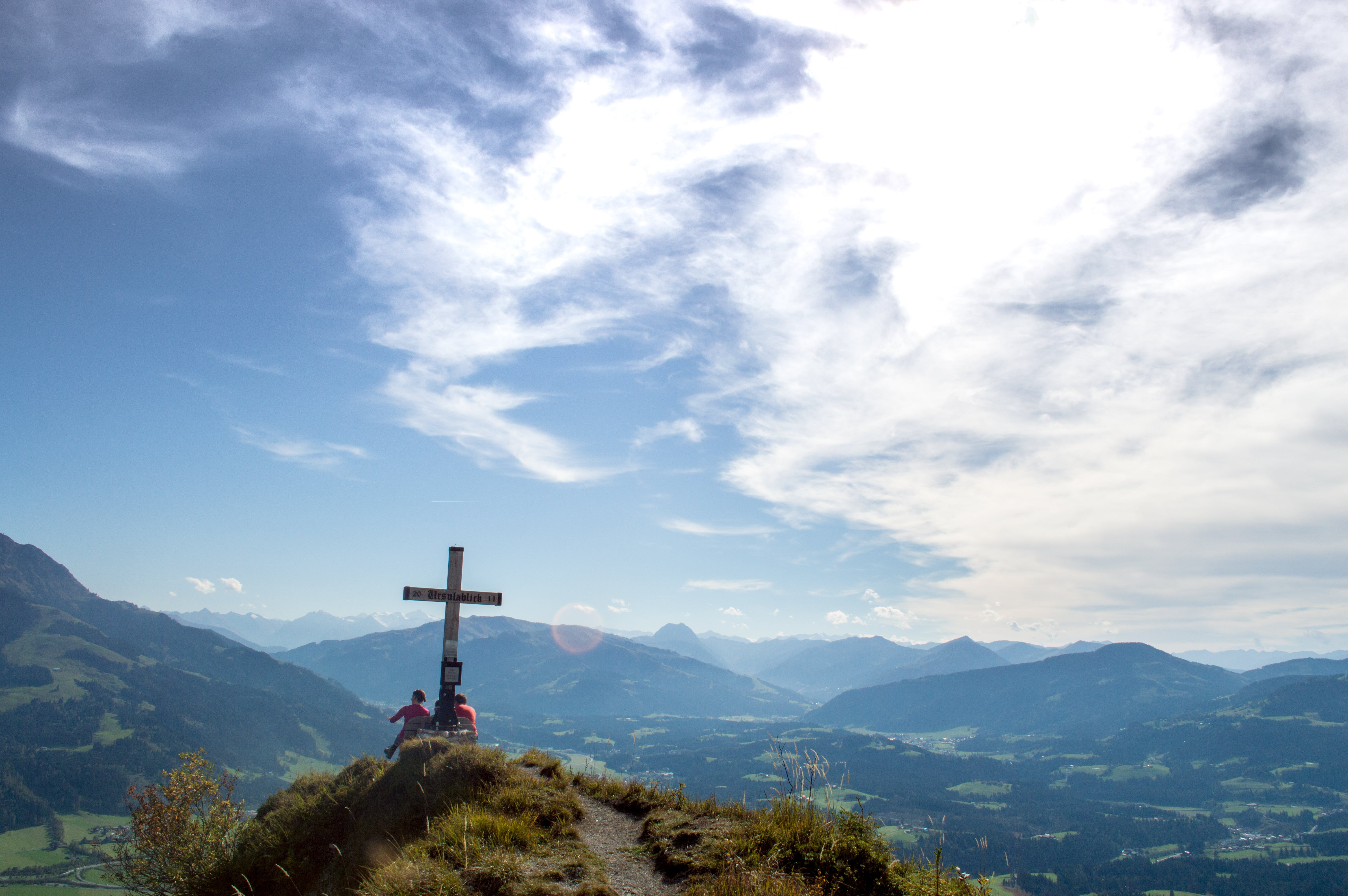 Free stock photo of alpine, autumn mood, christian, christianity