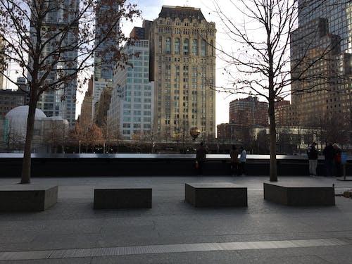 Free stock photo of memorial, new york city, somber