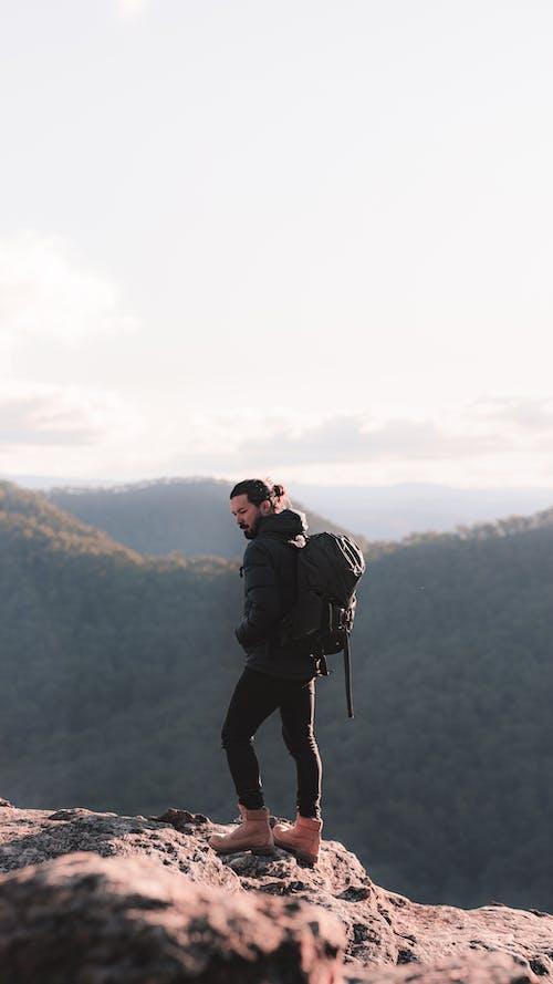 Photos gratuites de actif, alpiniste, aventure, escalader