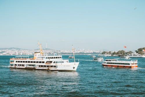 Δωρεάν στοκ φωτογραφιών με βάρκα, θάλασσα, ιστιοπλοΐα