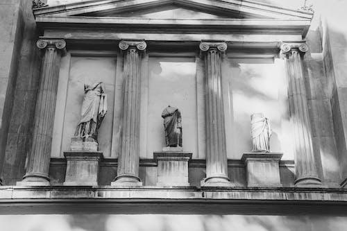 Základová fotografie zdarma na téma architektura, bezhlavý, budova