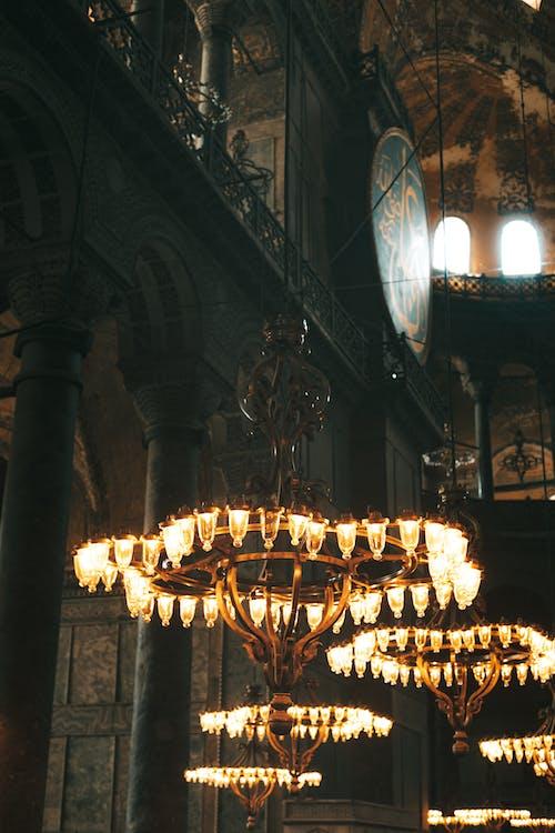 Ilmainen kuvapankkikuva tunnisteilla arkkitehtuuri, hagia sophia suuri moskeija, Istanbul