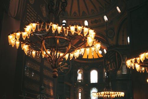 Ilmainen kuvapankkikuva tunnisteilla arkkitehtuuri, hagia sophia suuri moskeija, kupolit