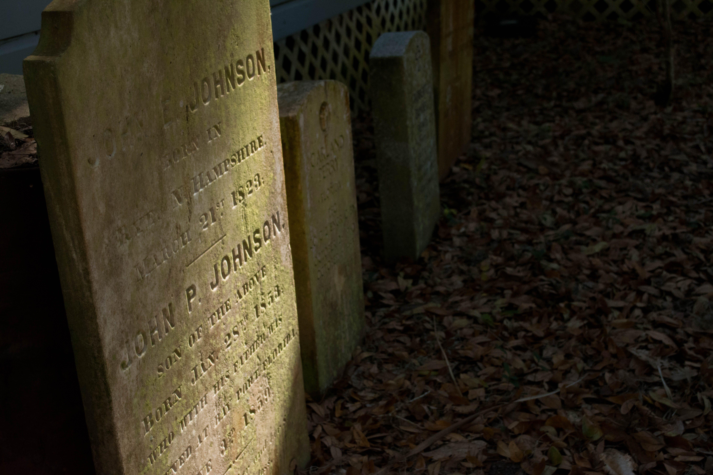 Free stock photo of gravestone, headstone, old, tombstones