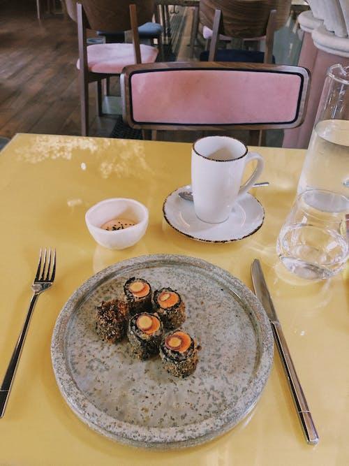 Darmowe zdjęcie z galerii z drink, herbata, jedzenie, kawa