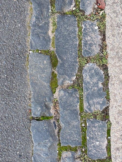 Free stock photo of cobblestone, cobblestone street, cobblestones, paved