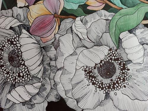 Kostnadsfri bild av blomma, blommor, grön, handgjort
