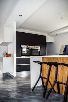 Free stock photo of house, architecture, luxury, kitchen