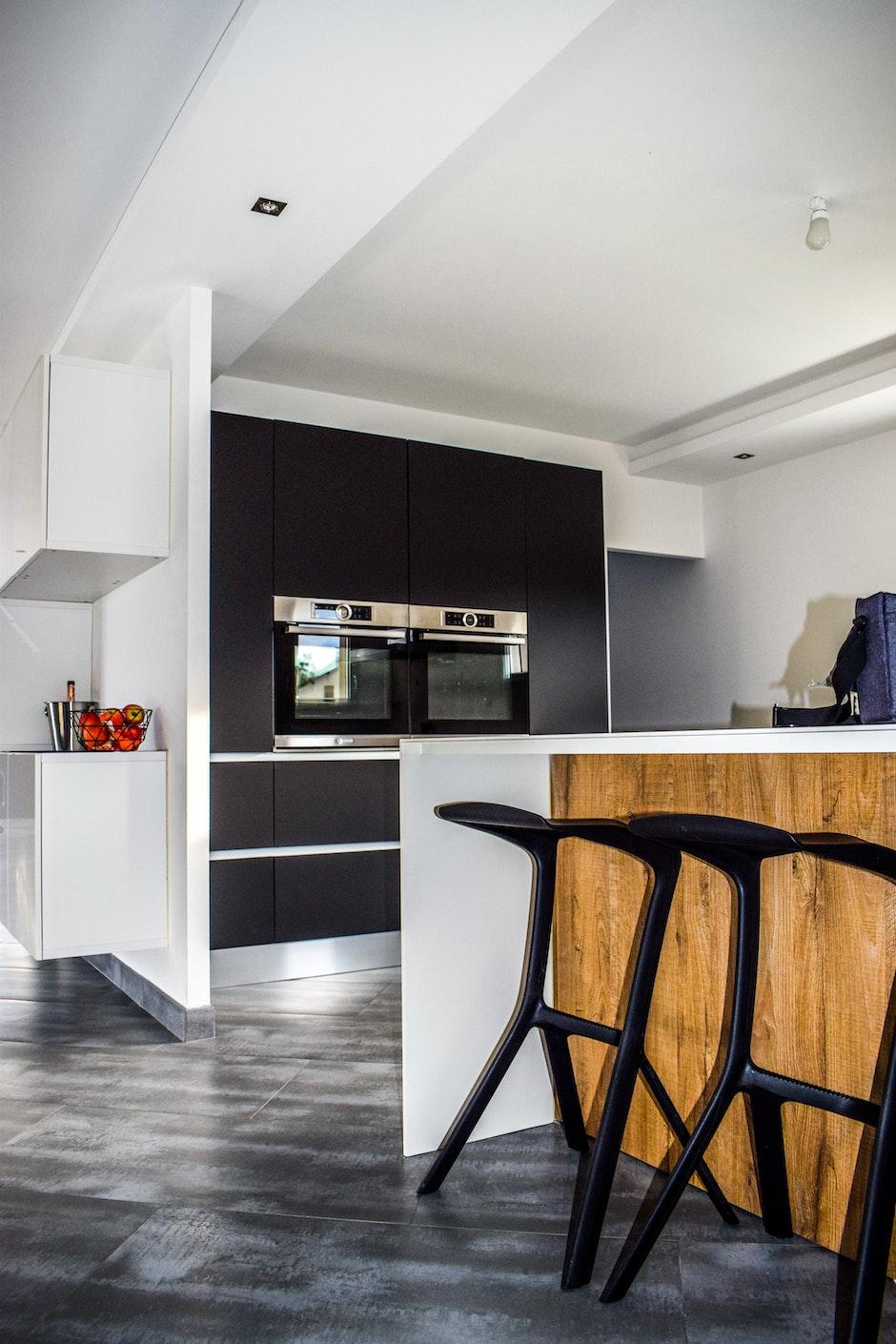 apartment, architecture, cabinets