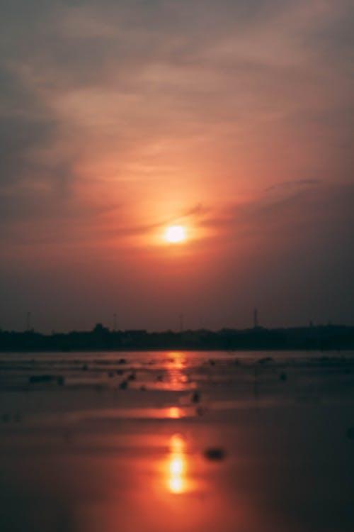 Δωρεάν στοκ φωτογραφιών με Ανατολή ηλίου, παραλία, πρόωρη ανατολή