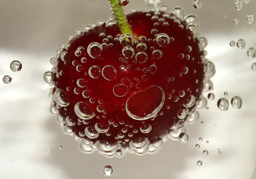 cseresznye, élelmiszer, étel