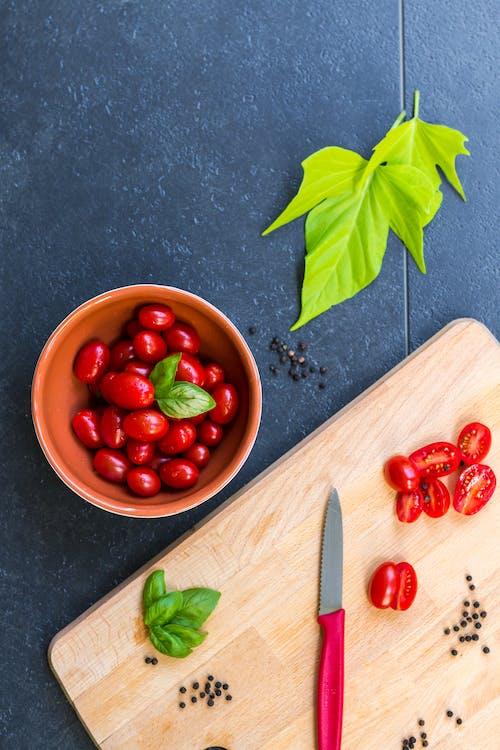 Fotobanka sbezplatnými fotkami na tému čerstvosť, čerstvý, cherry paradajky, chutný