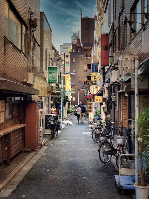 Foto d'estoc gratuïta de anime, Àsia, backstreet