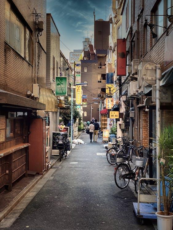Gratis lagerfoto af anime, Asien, backstreet