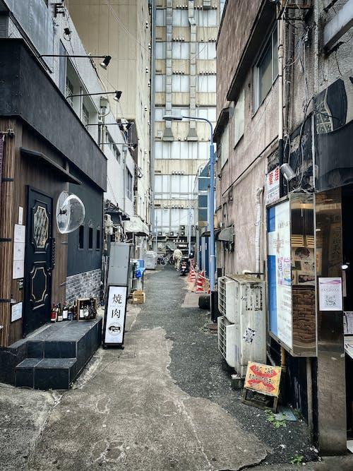 Foto d'estoc gratuïta de Àsia, backstreet, bunkyo
