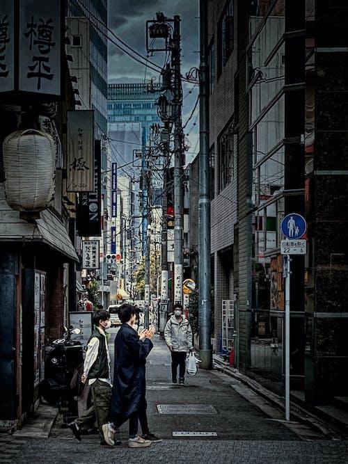 Foto d'estoc gratuïta de amics, anime, Àsia
