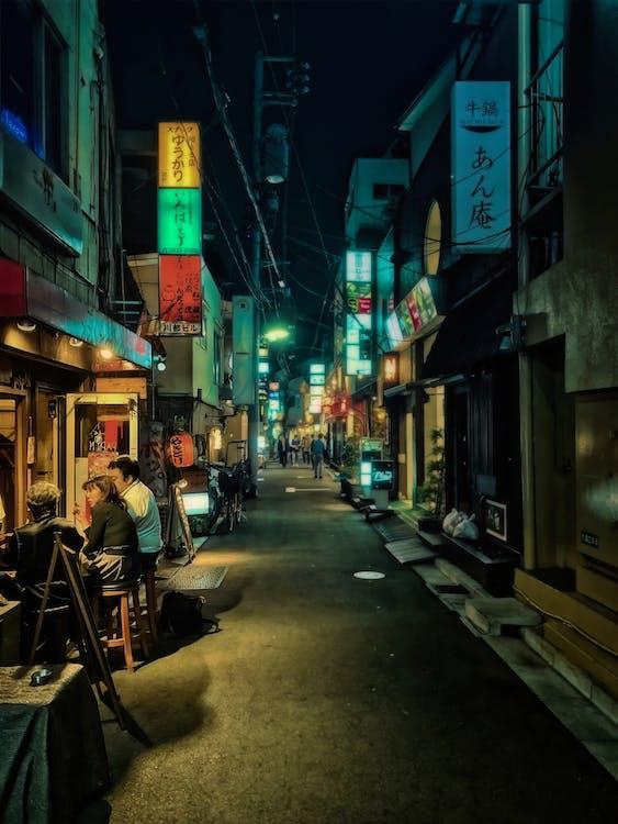 Ingyenes stockfotó Ázsia, backstreet, bárok témában
