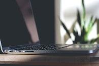 marketing, desk, laptop