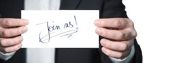 businessman, hands, writing
