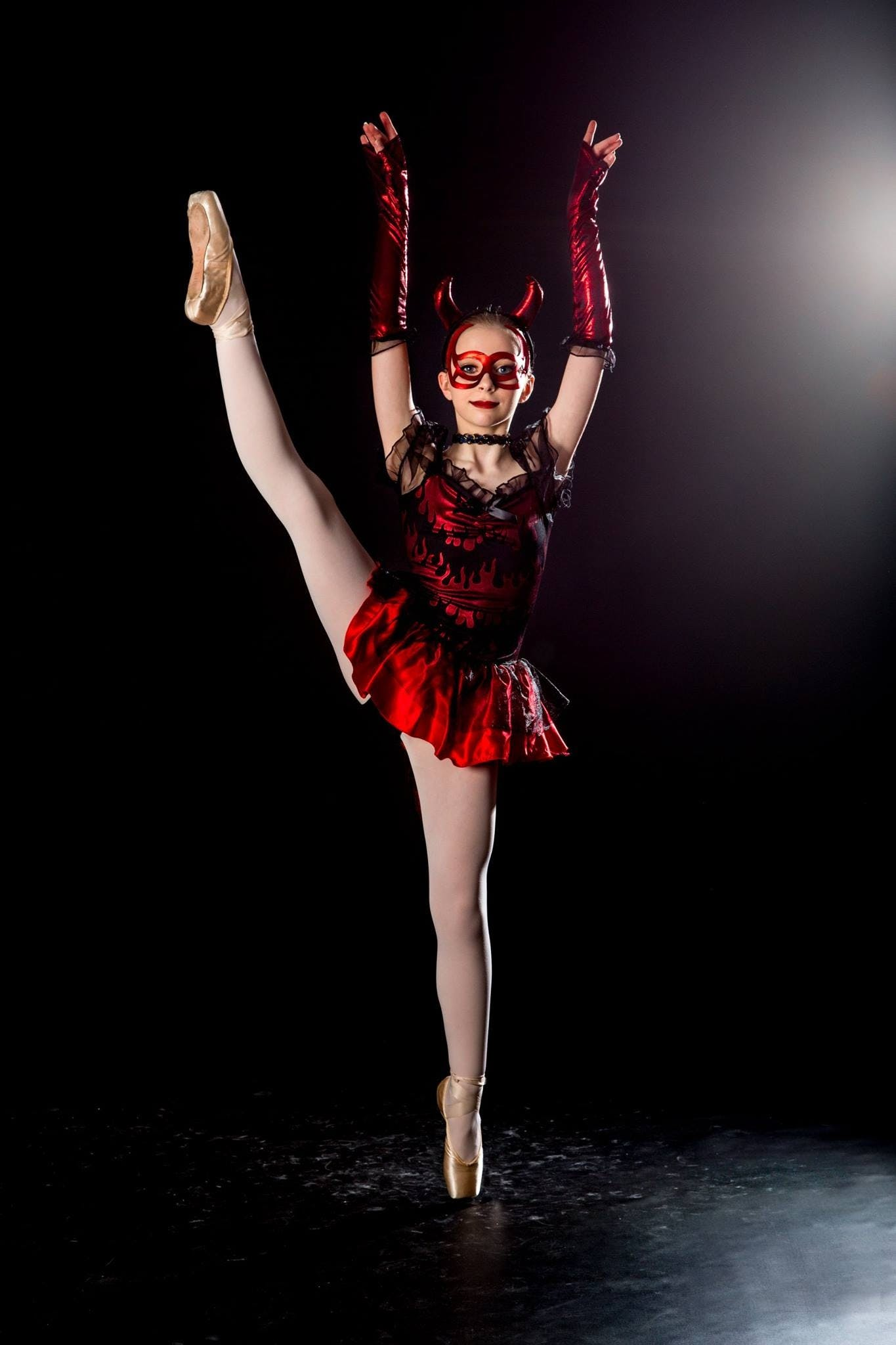 Girl Do a Ballerina
