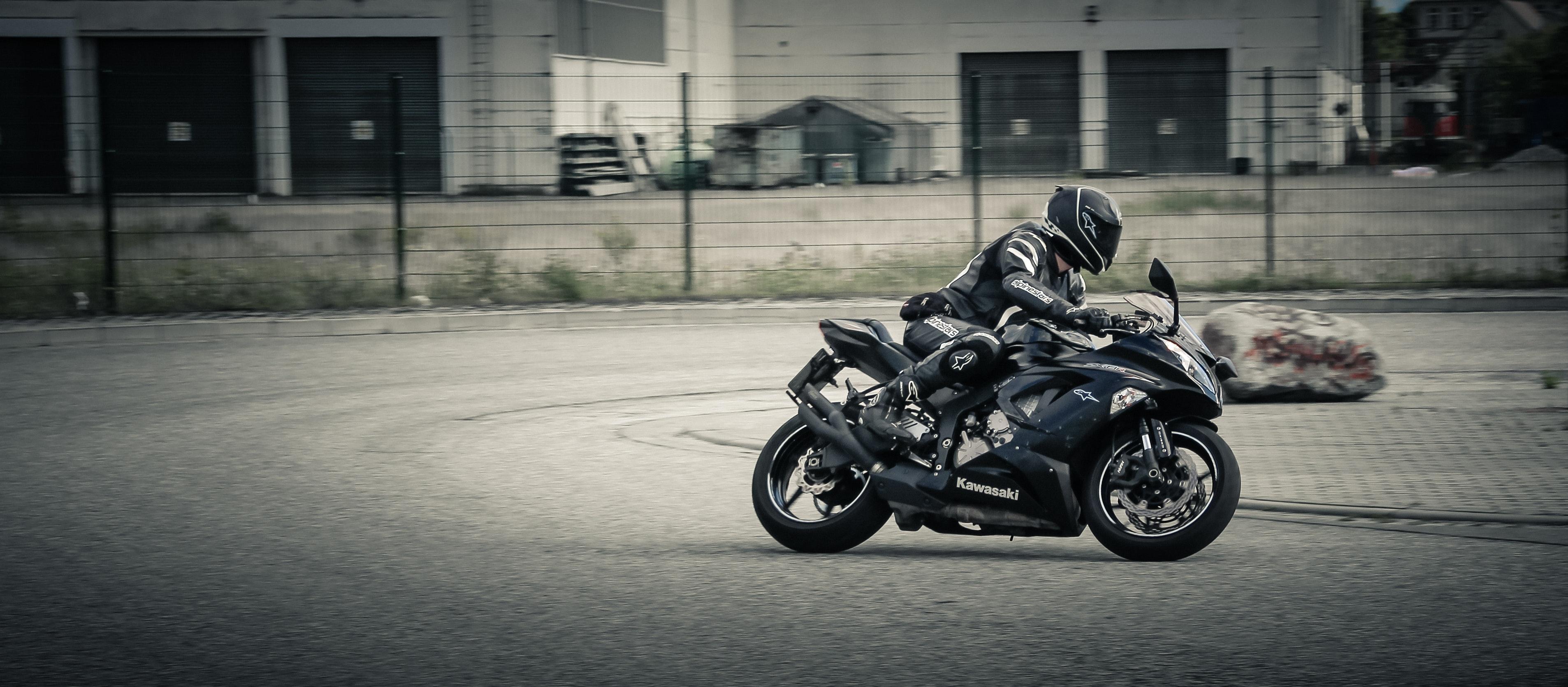 Free Stock Photo Of Bike, Girl, Motorbike-2651