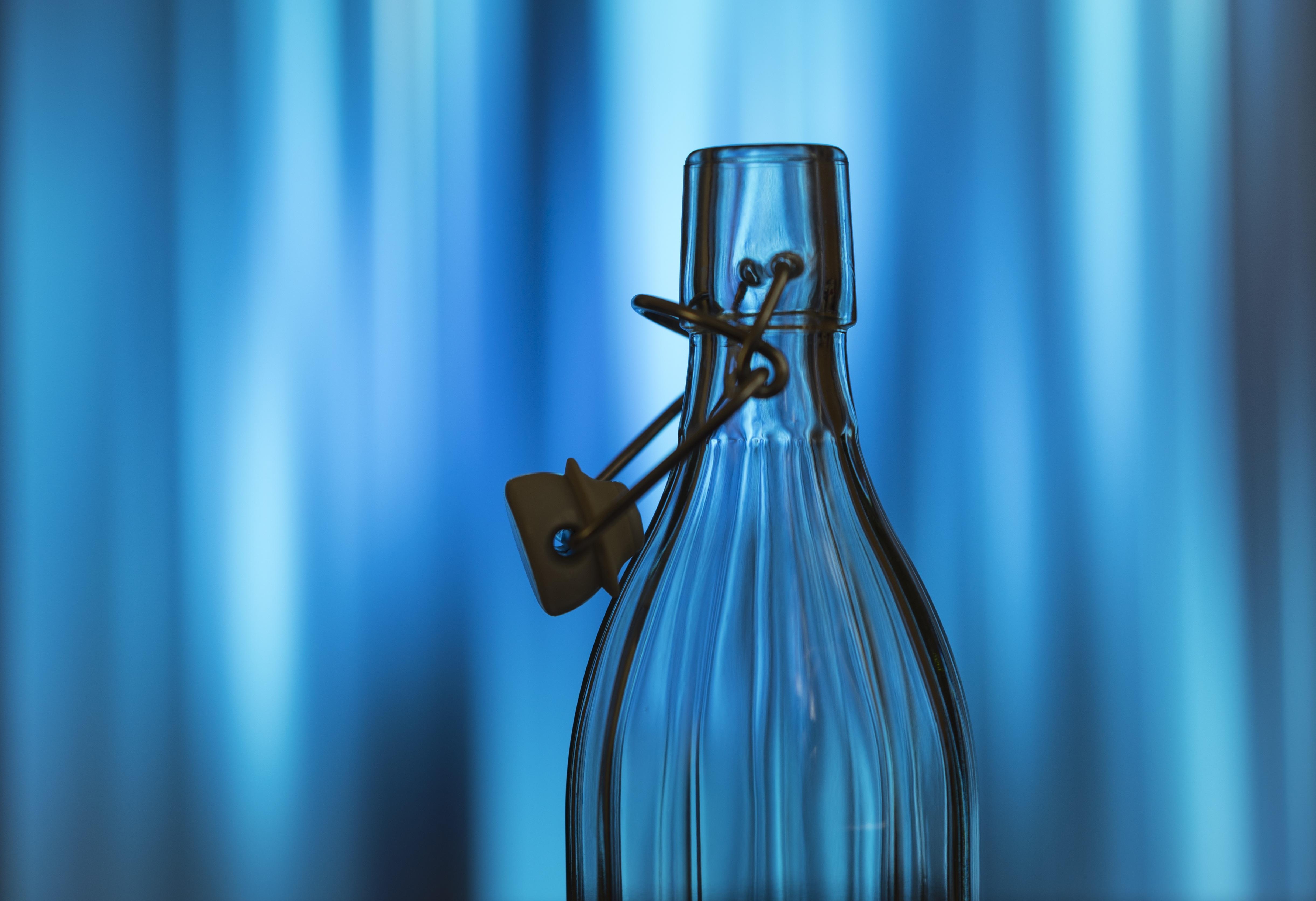 Free stock photo of art, creative, blue, glass