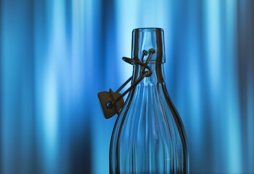 Free stock photo of art, creative, blue, glass