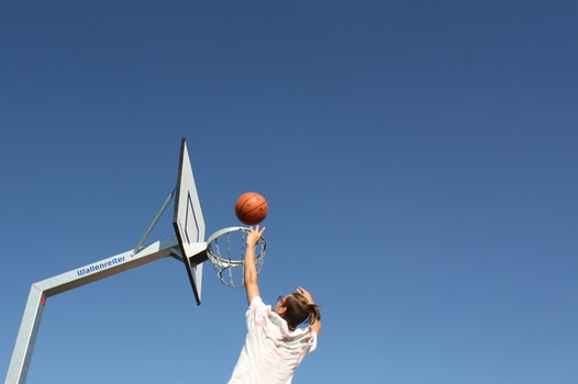 Free stock photo of sport, basketball, basket, play