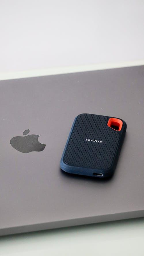 Black and Orange Iphone Case