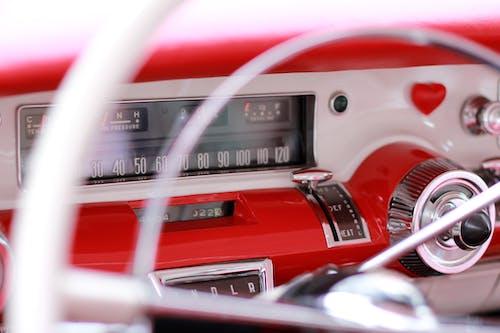 Ảnh lưu trữ miễn phí về bảng điều khiển, bánh xe, buick, cận cảnh