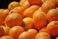 food, fruits, oranges