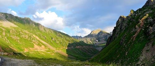 Ingyenes stockfotó domb, ég, felföld, felhők témában