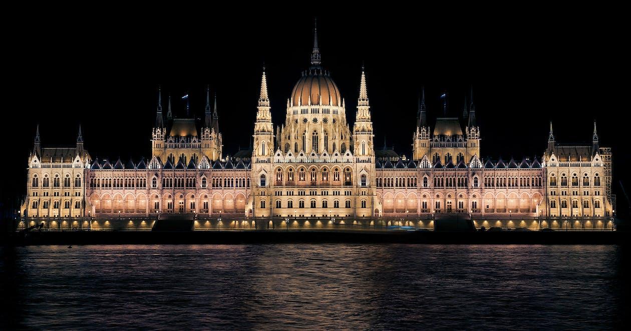 архитектура, Будапешт, венгерский парламент